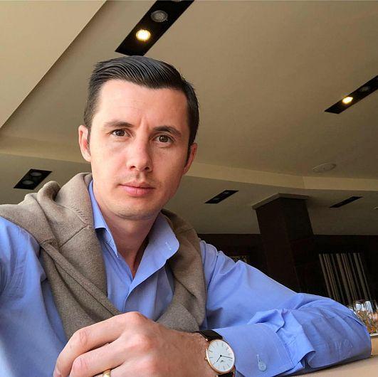 CristinelMihai noul director executiv alDirecția Sanitară Veterinară și pentru Siguranța Alimentelor ( DSVSA) Vrancea.Foto:facebook