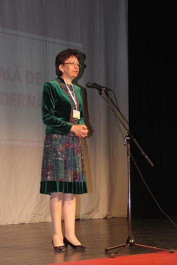 Vasilica Zaharia, fost inspector general al IŞJ, rămâne director la Liceul Tehnologic Odobești