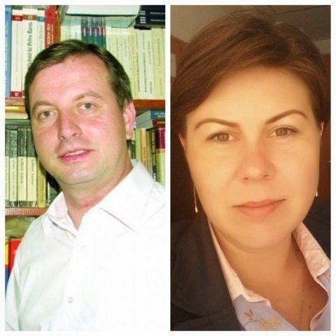 Soții Bogdan şi Anda Maleon fotografie preluată de pe site-ul ziaruldeiasi.ro