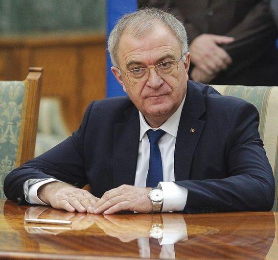 Ion Sterian directorul general al Transgaz România