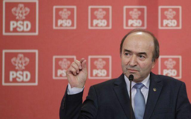 Ministrul Justiției Tudorel Toader-Foto: Inquam Octav Ganea
