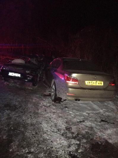 Doi tineri din Vrancea au murit într-un accident la Sibiu-fotografie de la locul producerii  accidentului pe DN1 județul Sibiu,zona Hula Bradului, vineri 04.01.2019 noaptea-Credit foto:turnulsfatului.ro