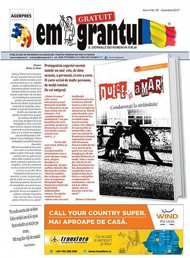 """Ziarul """"Emigrantul"""""""