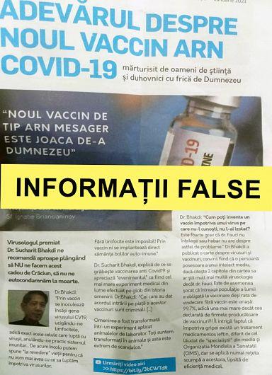 Informații false distribuite de un piteștean luni, 8 februarie a.c., trecătorilor și comercianților din Focșani. Bărbatul, în vârstă de 35 de ani, nu are studii medicale, iar pe numele lui a fost deschis un dosar penal