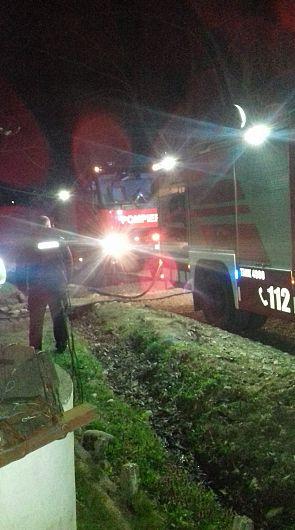 Incendiu la o locuinţă din satul Pădureni, comuna Jariştea 30.03.2020 după ora 1:00-Foto 7 SVSU Jarșiștea