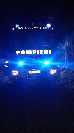 Incendiu la o locuinţă din satul Pădureni, comuna Jariştea 30.03.2020 după ora 1:00-Foto 5 SVSU Jarșiștea