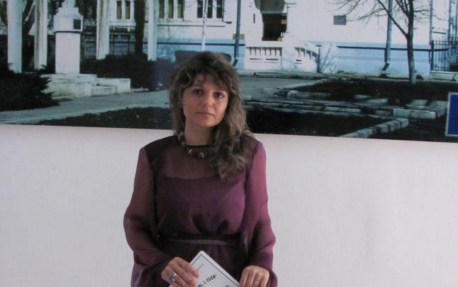 Teodora Bentz, profesor de limba şi literatura română la Colegiul Cuza