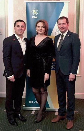 Foto:Ion Ștefan, Maria Stroe și Cătălin Toma