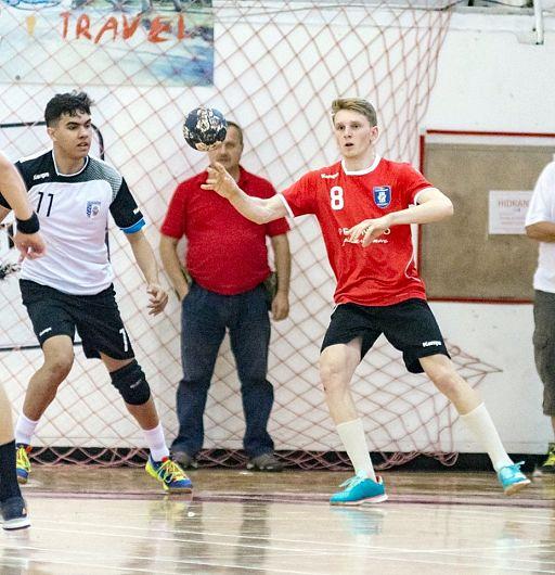 Ovidiu George Cozorici jucător nou venit în lotul echipei de handbal masculin CSM Focșani 2007 , începând din ediția 2019-20120 de campionat al Ligii Naționale Masculine de Handbal