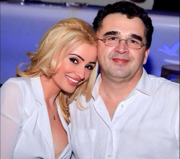 Foto: Larisa Maria Nădrag (41 de ani), iubita lui Marian Oprișan, este consilier al vicepreședintelui ASF. Sursa foto: libertatea.ro