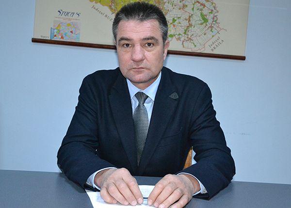 Liberalul Adrian Gavrilă, viceprimarul comunei Bordești