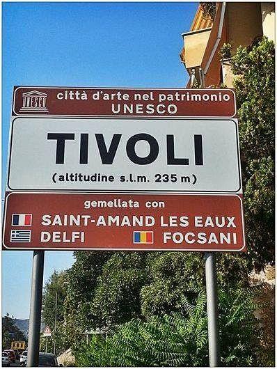 În Tivoli, Italia, trăiește  și    muncește o comunitate   largă de vrânceni. sursa   foto Facebook