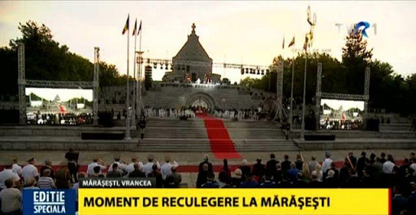 În anii anteriori pe 6 august la Mausoleul de la Mărășești s-au organizat manifestări cu mult fast și cheltuieli pe măsură