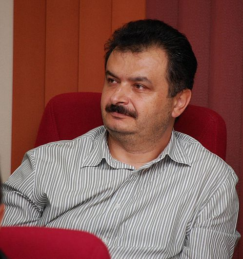 """Medicul Valentin Ochean fostul director medical al spitalului județean """"Sfântul Pantelimon"""" din Focșani"""