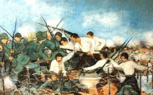"""Ostașii s-au dezbrăcat de vestoane, rămânând în izmene și cămăși, după care s-au repezit asupra nemților cu baionetele, urlând din toți rărunchii """"Uraaa, uraaa!"""". La vederea acestor """"fantome albe"""", nemții au bătut în retragere – cei care au apucat...Foto:bpnews.ro"""