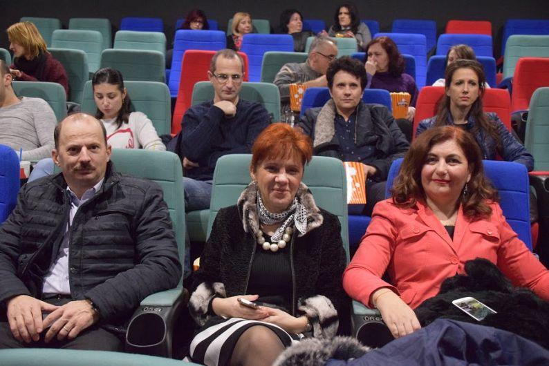 """Premiera filmului """"Scurtcircuit"""" a avut loc la Happy Cinema Focșani"""