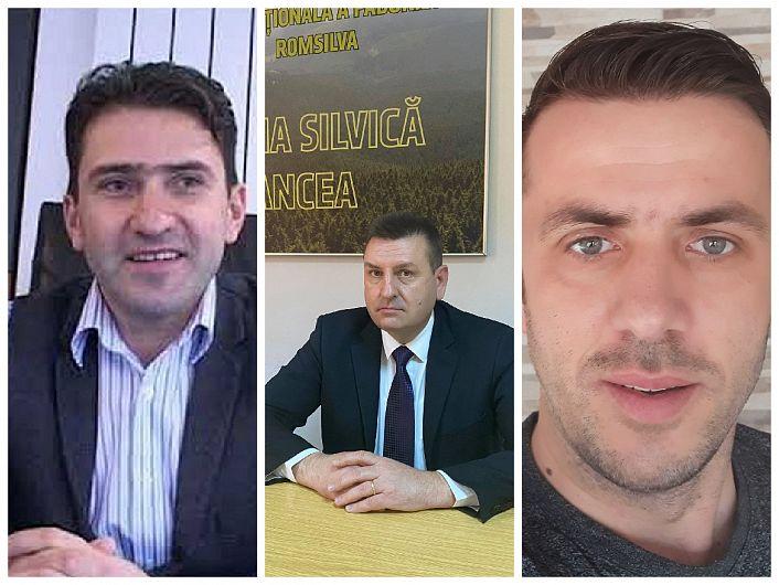 Victor Dumitru, liderul grupului PNL din Consiliul Local Focșani (foto mijloc), susține că Liviu Macovei (foto stânga) nu a respectat înțelegerea stabilită într-o ședință anterioară a grupului politic, care prevedea susținerea consilierului liberal Cristian Zîrnă (foto dreapta) pentru funcția de președinte al Comitetului Director al CSM Focșani 2007. Liviu Macovei a mai încercat o strategie asemănătoare și în ședința Consiliului Local Focșani din 28 ianuarie 2021, laalegerea viceprimarilor municipiului