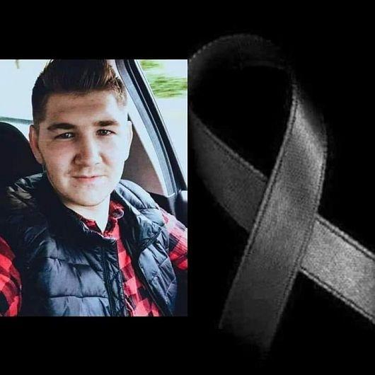 Teodor Ungureanu , focșăneanul de 23 de ani decedat fulgerător la Spitalul Județean fără să se fi cunoscut c-ar fi suferit anterior de vreo boală .Foto:facebook