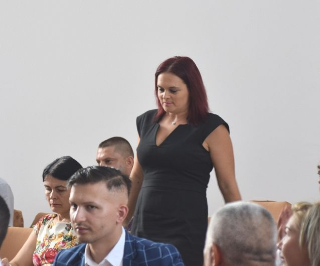 Gimnasta Mirela Țugurlan Danțis a câștigat peste 100 de medalii în cariera de sportivă