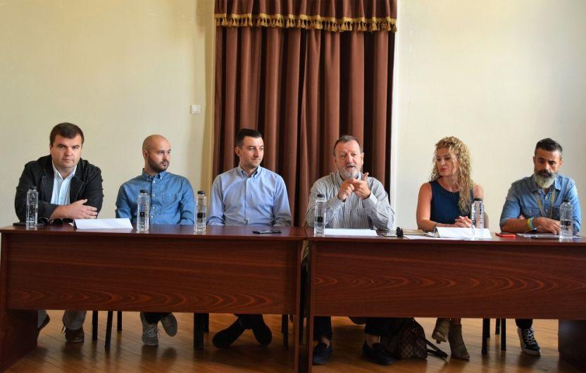 Echipa Focșani Blues Festival a prezentat bilanțul oficial în cadrul unei conferințe de presă