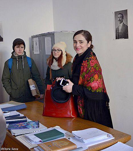 Am avut privililegiul de a vizita sediul Serviciului Judetean al Arhivelor Nationale