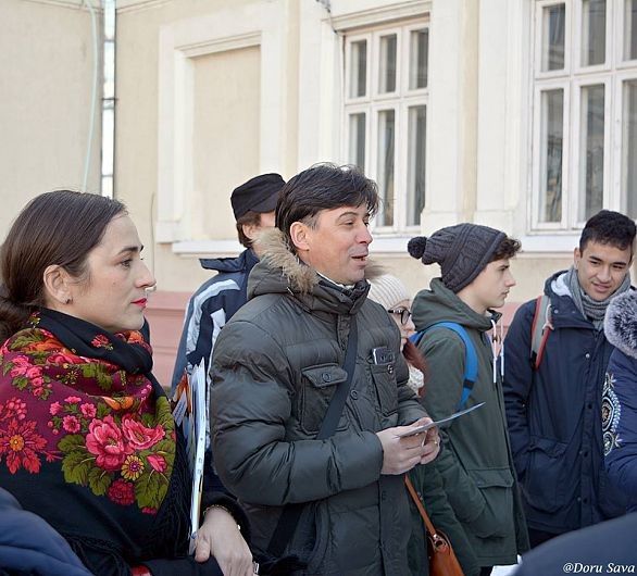 Despre cum se ocupa administratia publica locala de cladirile monument din Focsani ne-a vorbit jurnalistul Stefan Borcea. Multumim mult pentru sustinerea proiectului.