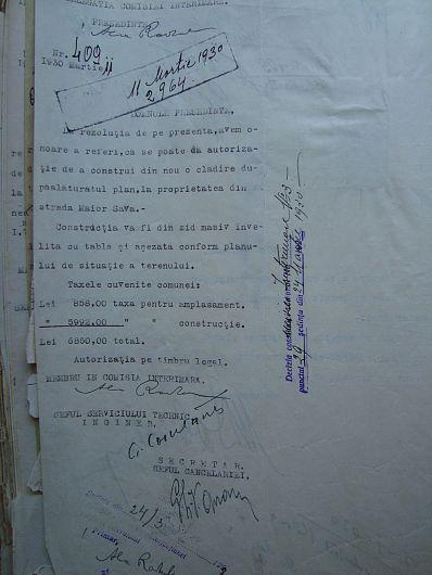 Casa căsătoriilor -documente-arhive-2 Fotografie preluată  de pe blogulvranceaaltfel.ro