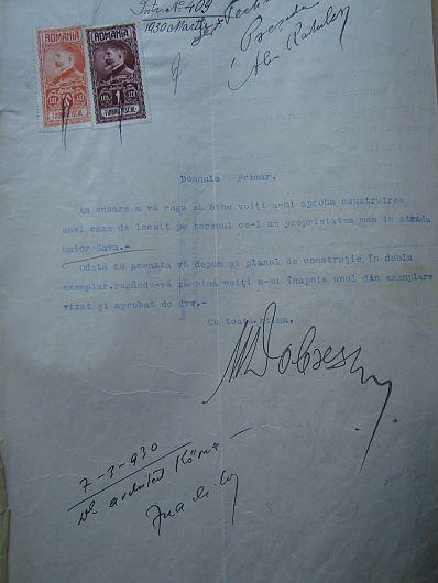 Casa căsătoriilor -documente-arhive- 1-Fotografie preluată  de pe blogulvranceaaltfel.ro