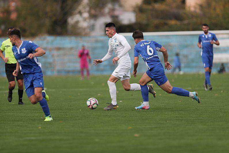 CSM Focșani 2007- AFC Metalul Buzău: 1 - 1 (1-0) .Foto:CSM Focsani 2007 - Secția Fotbal