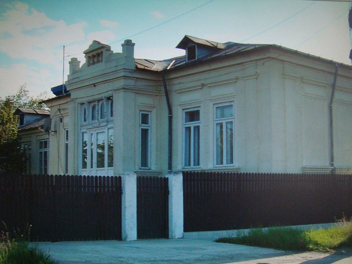 Casele vechi din județul Vrancea.Monumentele neștiute de lângă noi 2-Foto  Colectia P. Mincu