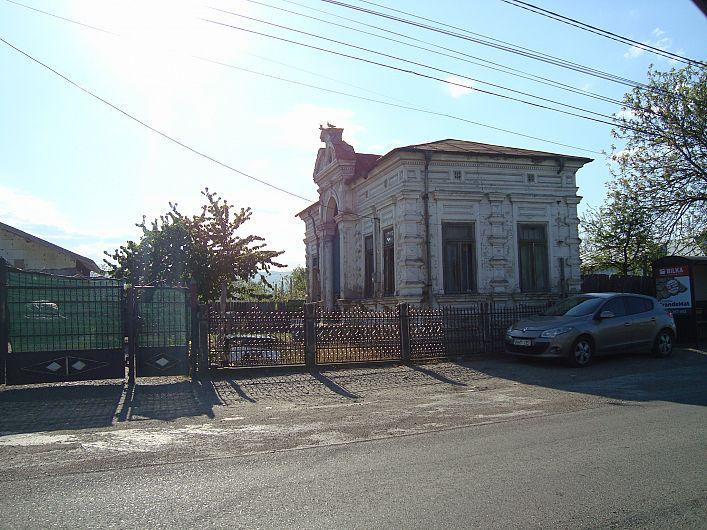 Casele vechi din județul Vrancea.Monumentele neștiute de lângă noi 15-Foto  Colectia P. Mincu