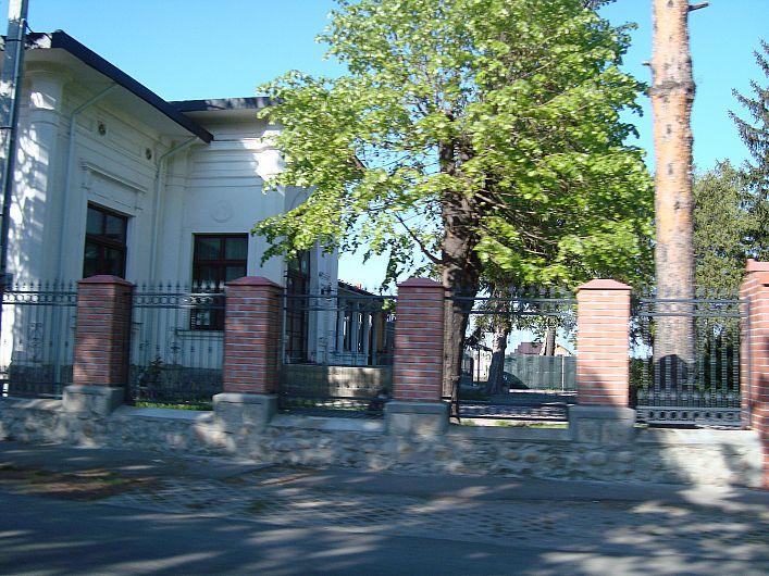 Casele vechi din județul Vrancea.Monumentele neștiute de lângă noi 9-Foto  Colectia P. Mincu