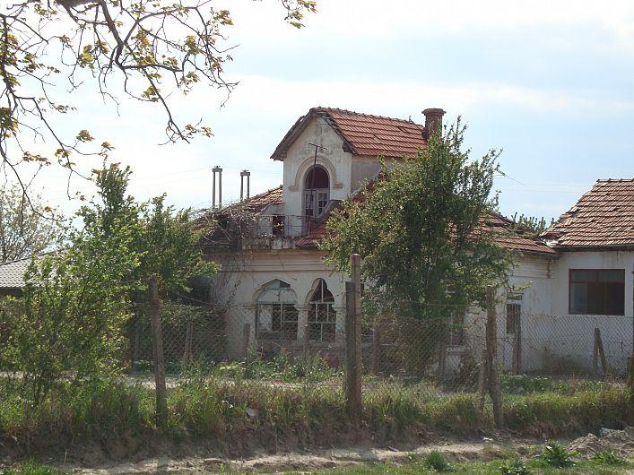 Casele vechi din județul Vrancea.Monumentele neștiute de lângă noi 4-Foto  Colectia P. Mincu