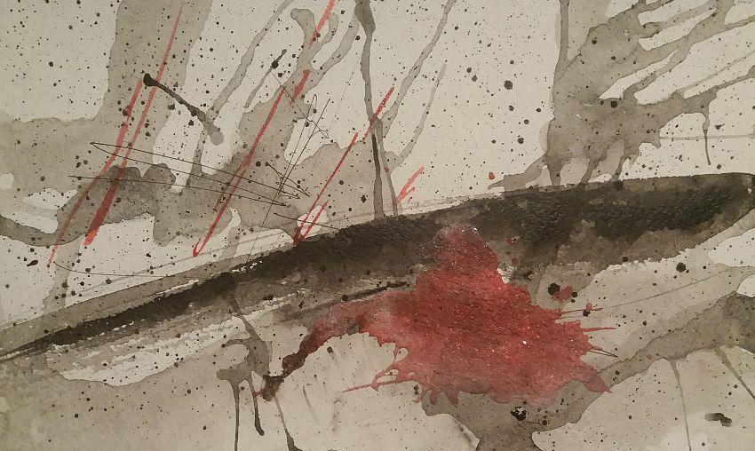 Determinare- lucrare a artistului Laurenţiu Iulian Nistor