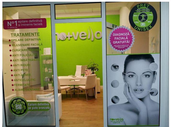 Foto:Salonul de înfrumusețare Nomasvello Focșani