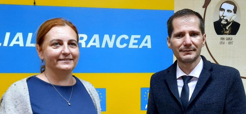Medicul Raluca Ioan deschide lista de candidați ai Partidului Național Liberal în județul Vrancea, la Senat la alegerile parlamentare din 6 decembrie 2020