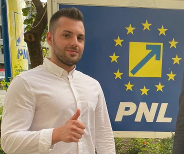 Andy Florin Tufaru profesor, președinte TNL Focșani se va afla pe locul al șaptelea pe lista de candidați ai Partidului Național Liberal în județul Vrancea, la Camera Deputaților la alegerile parlamentare din 6 decembrie 2020