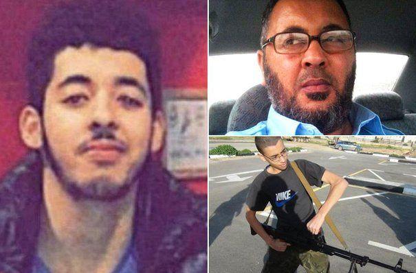 Au apărut imagini noi cu teroristul Salman Abedi