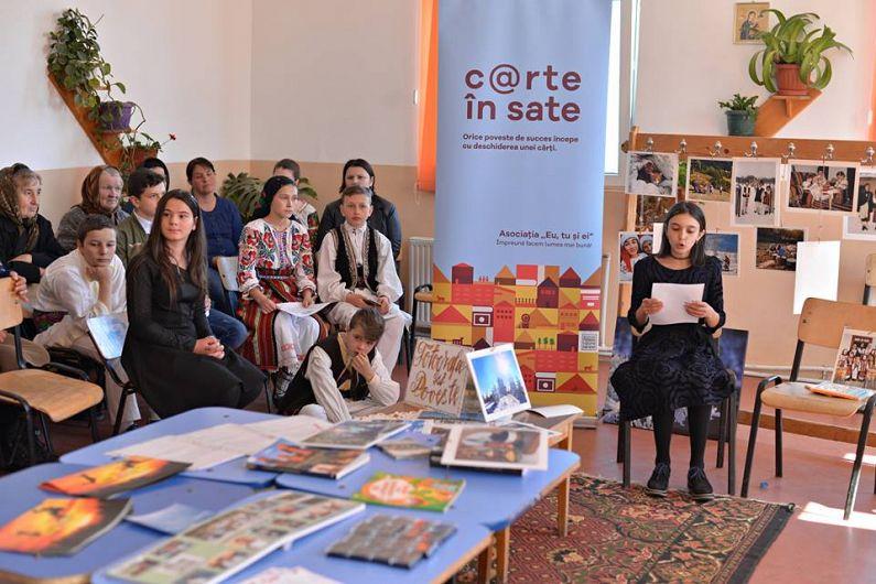Proiectul Fotografie si poveste, atelier de lectură