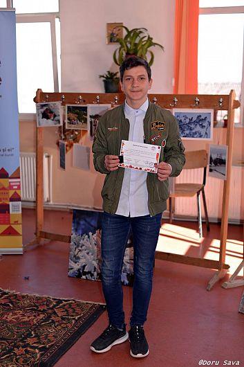 Proiectul Fotografie și poveste derulat la Școala Gimnazială REGINA MARIA Vintileasca
