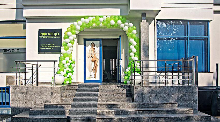 Noul beauty center Nomasvello Focșani inaugurat sâmbătă, 26 octombrie 2019 se află pe ,Strada Mihail Kogălniceanu, nr. 3, (clădirea Țiriac Asigurări)