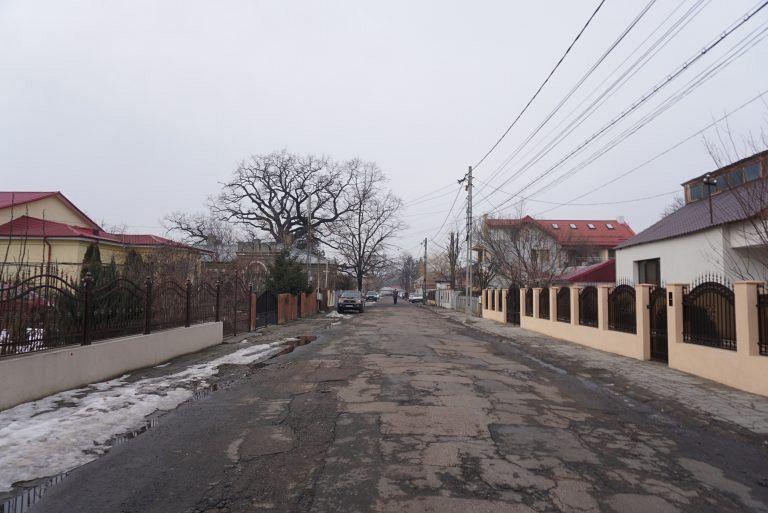 Foto:Strada Gregoriană este Strada Timiș de astăzi