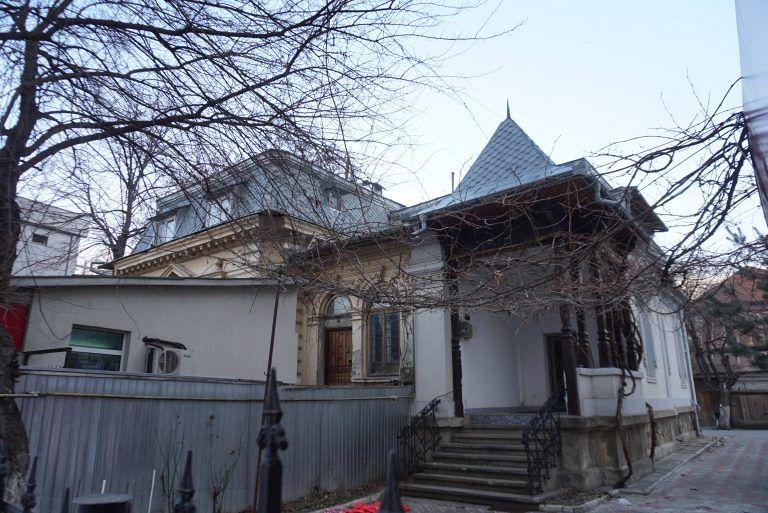 Foto:Casa C. Langa se află în apropierea BCR