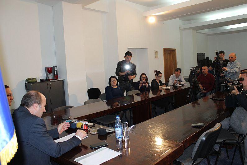 Foto Institutia Prefectului Vrancea