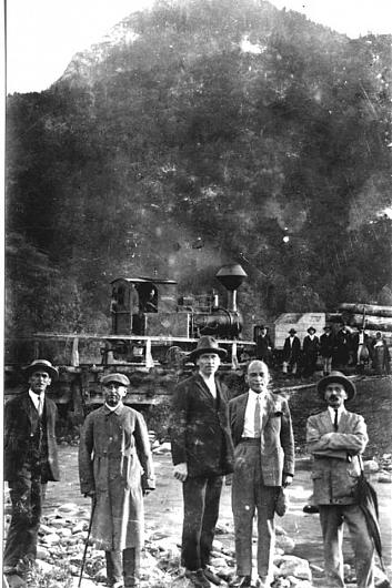 Foto 2 -Cale ferată îngustă Mărășești-Munții Vrancei-credit foto:contul de facebook Ghid Turistic Vrancea
