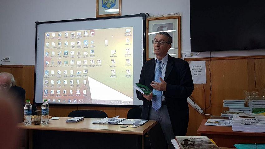 Conf.univ.dr. Costică Neagu