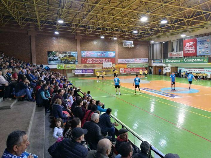 CSM Focșani-HC Buzău 29-24 (13-11) Foto Cătălin Vlădescu