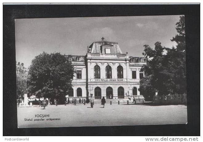 Focșani vechi.Foto:Colectia PETRU MINCU