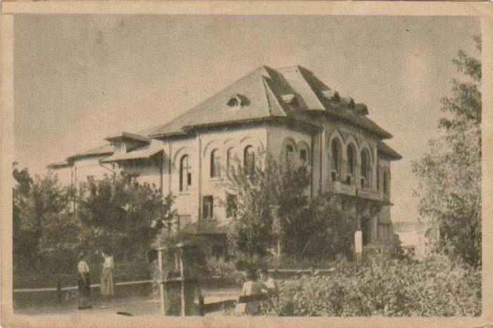 Focșani vechi- Ateneul-Foto:Colectia PETRU MINCU