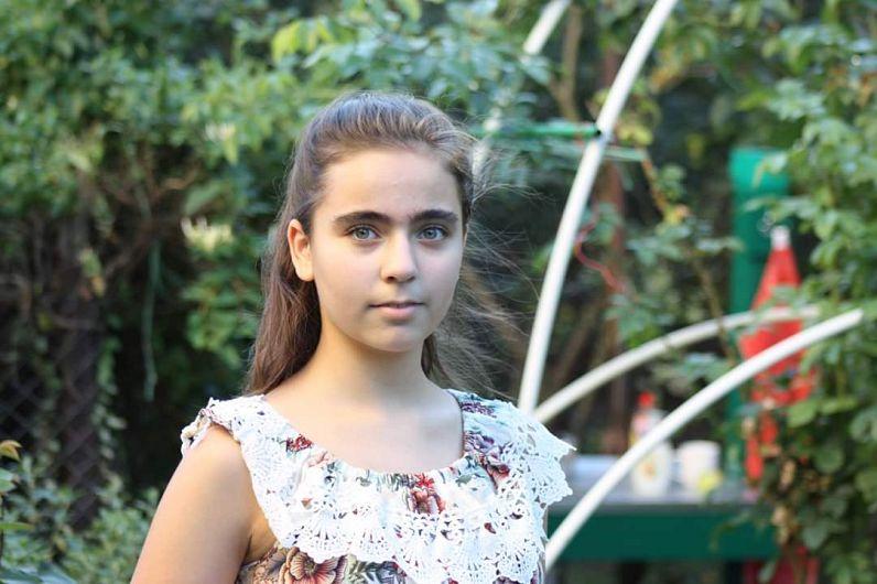 Andreea Peiu , absolventă a Colegiul Național Al.I.Cuza Focșani  a obținut media generală 10 , la examenul de Evaluare Națională 2019